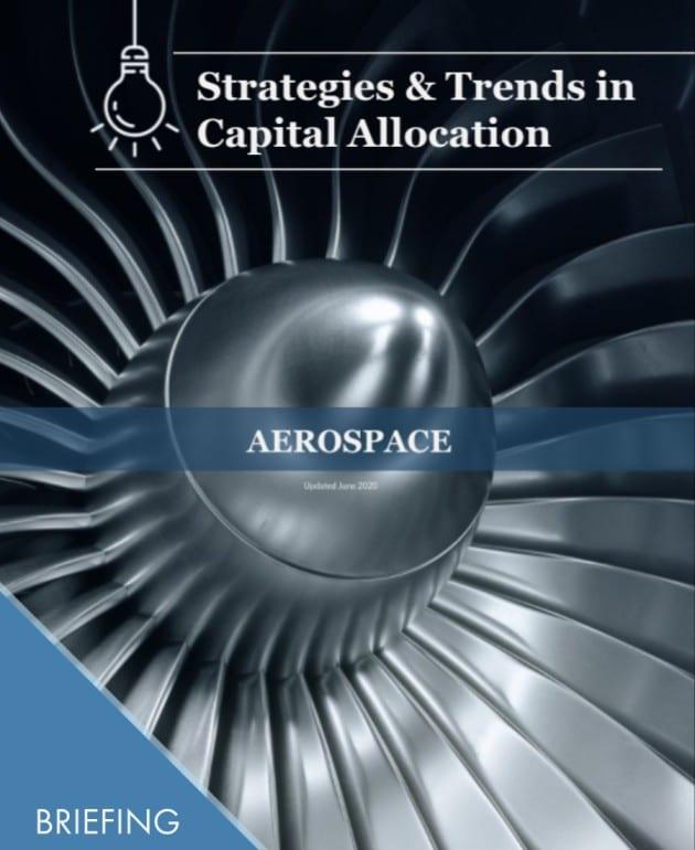 Capex News for Aerospace