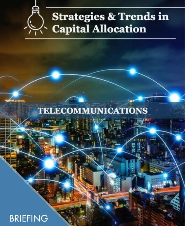 Capex News for Telecommunications