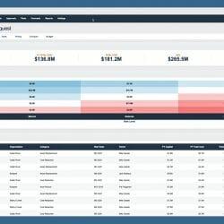 Screenshot of Finario