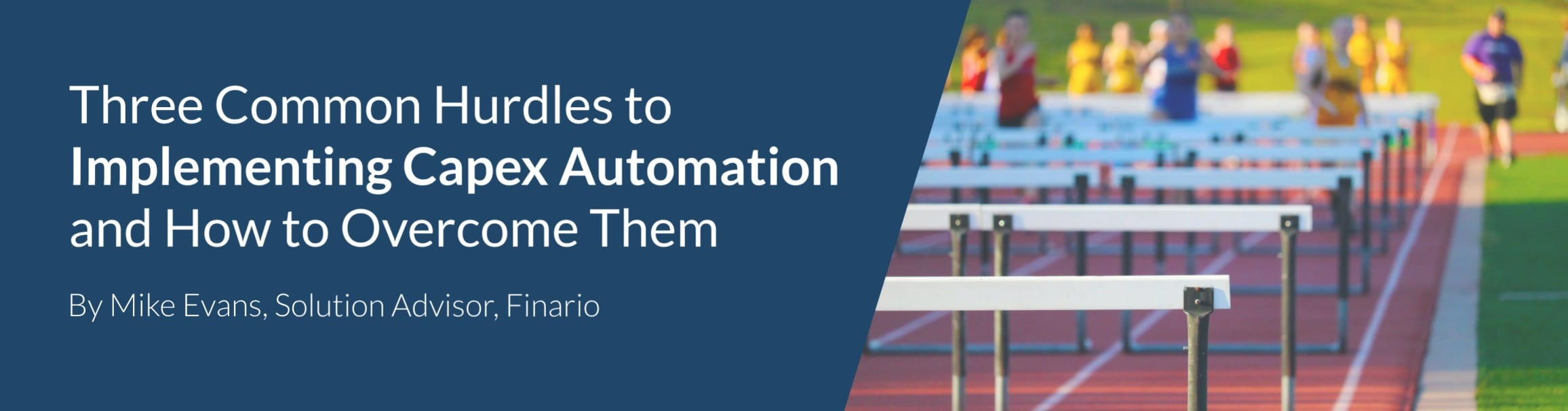 Capex Automation