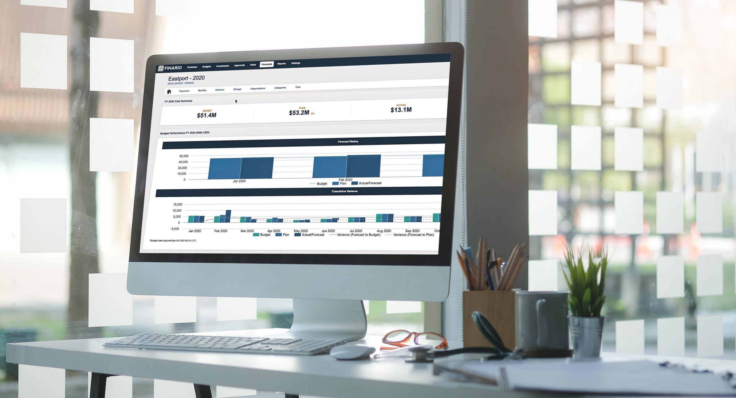 Finario Capex Software